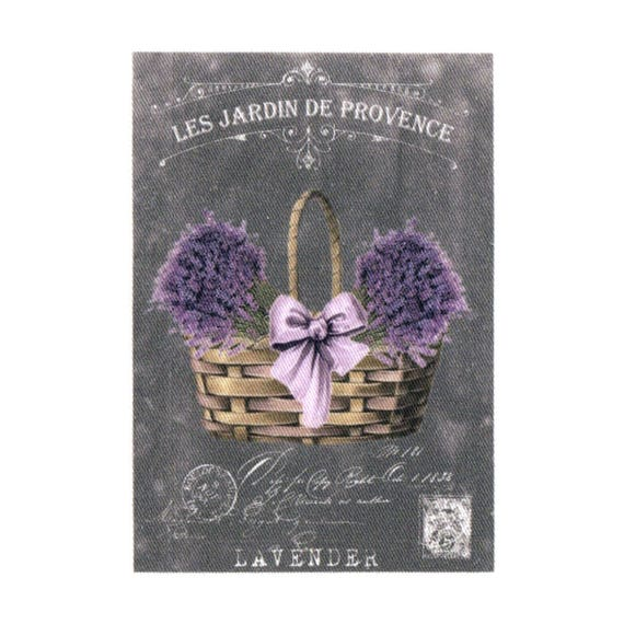 """Applied sewing AC404-5 """"Lavender chalk"""" Collection"""