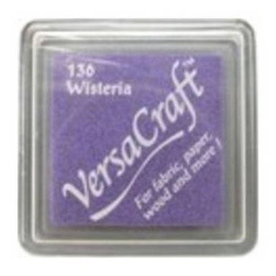 Wisteria VERSACRAFT ink - purple - for fabric and wood