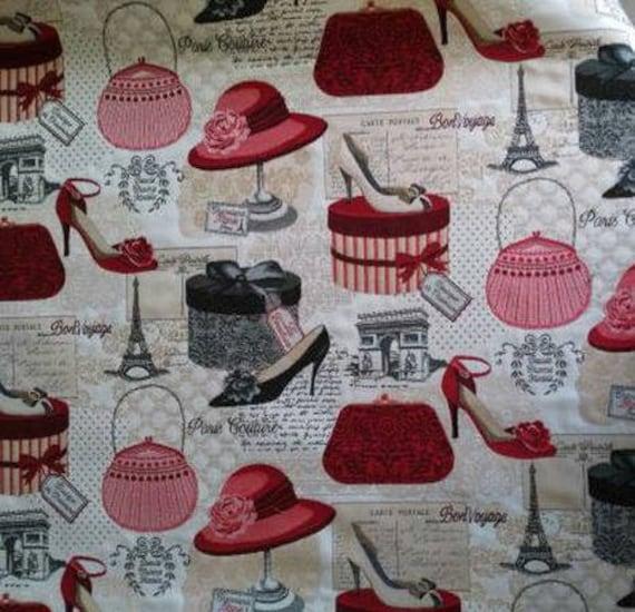 Coupon design fashion shoe fabric