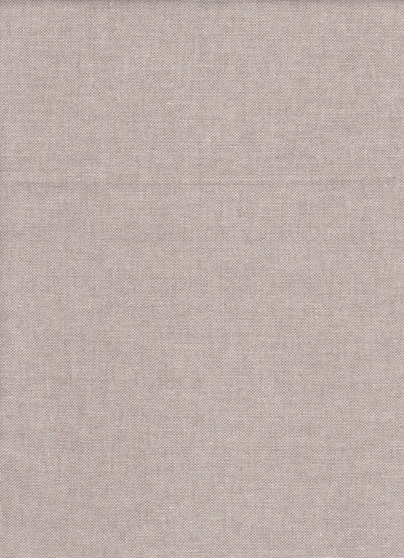 Beige collection fabric nyl - linen look - coupon 50 x 70 cm