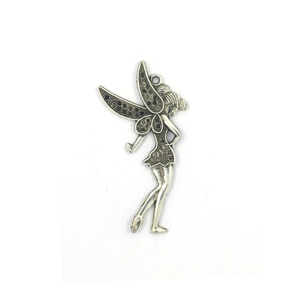 "Great charm - silver colored ""Fairy"""