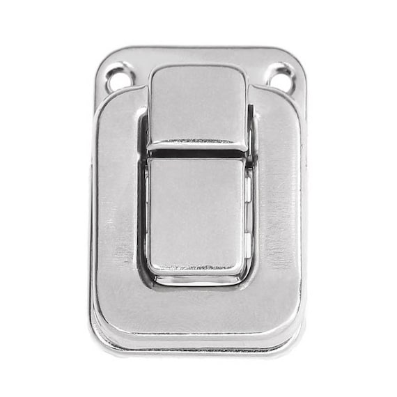 1 set clasp - silver - size: 40 mm