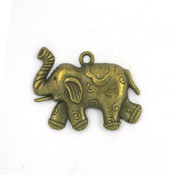 """Great find charms - """"elephant"""""""