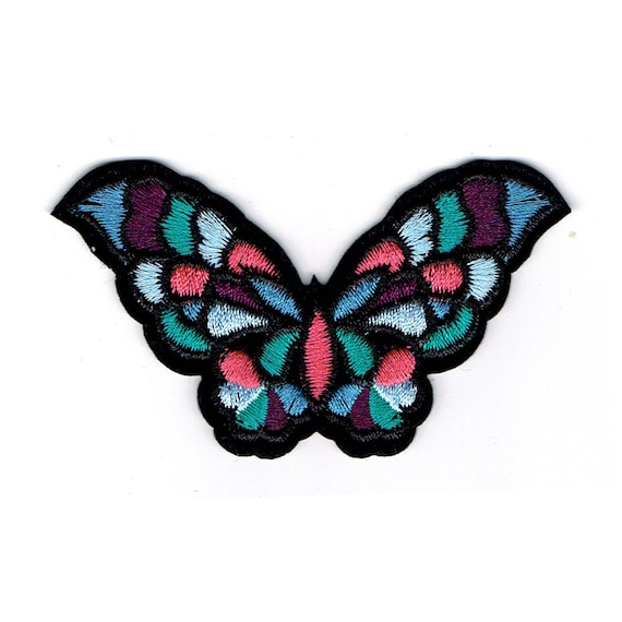 """Patch fusible pattern """"Butterfly"""""""