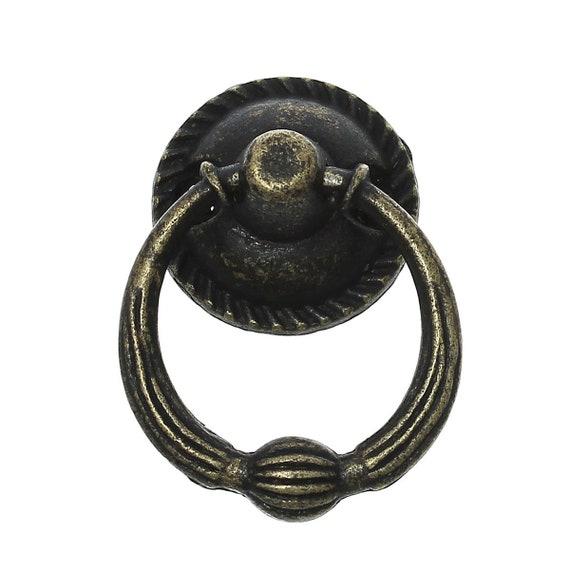 1 handle - bronze - size: 40 mm