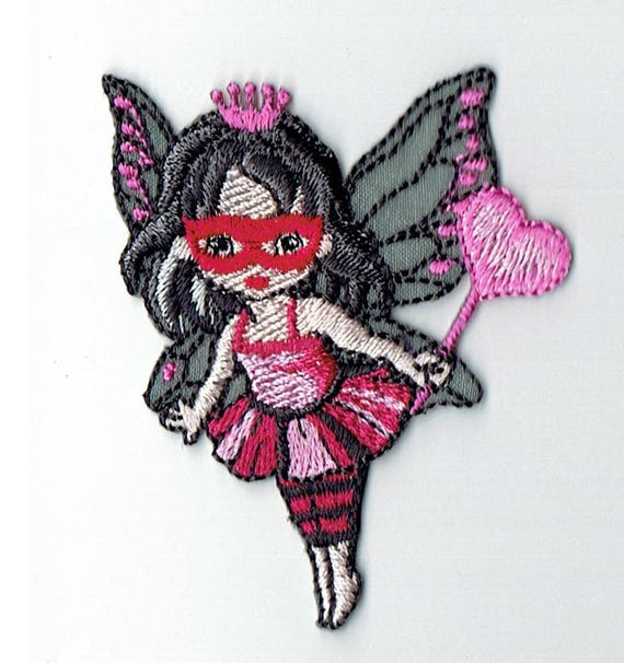 "Patch fusible trend ""fairy"""