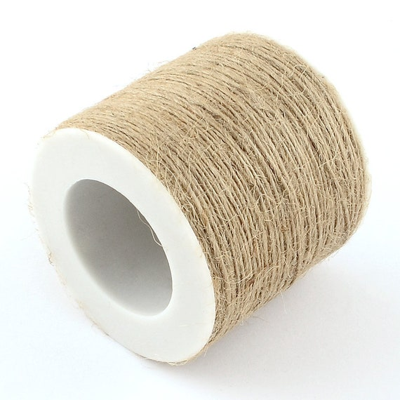Hemp - 6 M - 1 mm thick linen thread