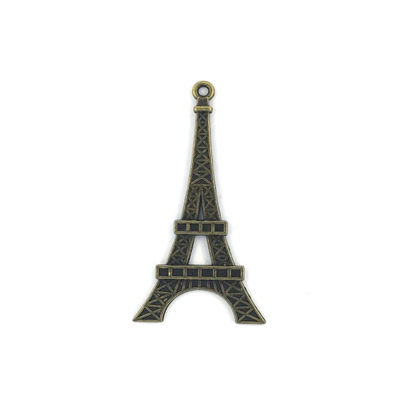 "Great charm - bronze ""tour eiffel"""