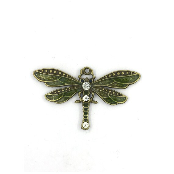 "Great find charms - ""Dragonfly"""