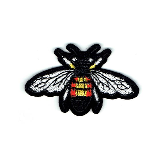 "Patch fusible pattern ""Bee"""