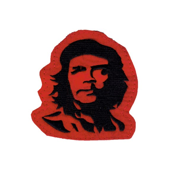 """Patch fusible pattern """"che guevara"""""""