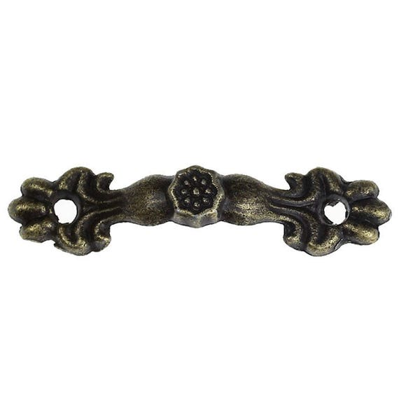 2 handles - bronze - size: 43 mm