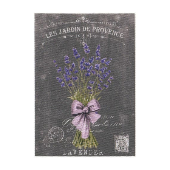 """Applied to sew Collection """"Lavender chalk"""" AC404-9"""