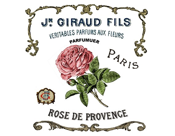 "Applied in cotton twill ""rose de provence"""