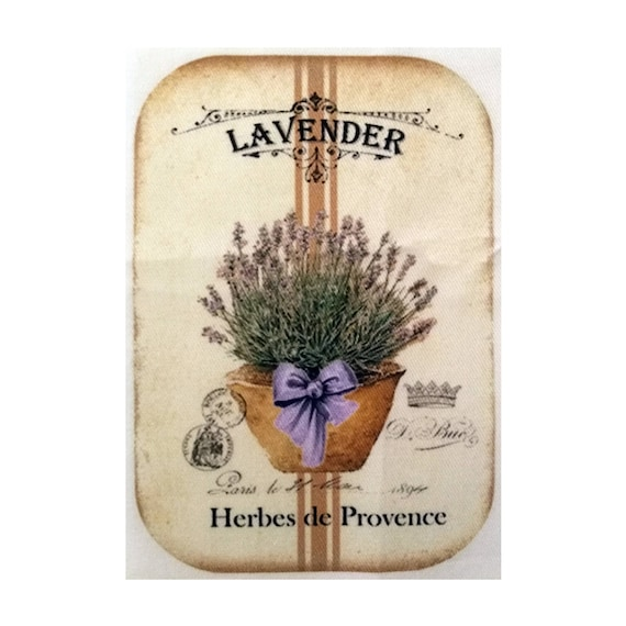 "Applied to sew Collection ""Lavender"" AC403-4"