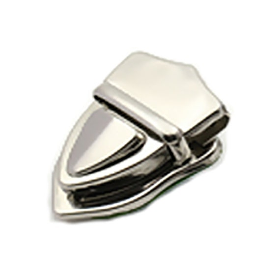 1 set of binder - silver - colored clasp size: 41 mm