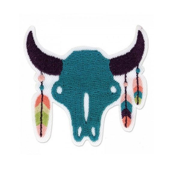 """Patch fusible trend pattern """"Taurus"""""""
