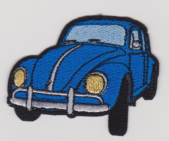 """Patch Thermo trend pattern """"car"""""""