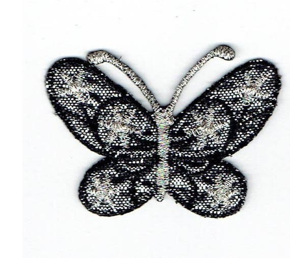 """Patch fusible trend pattern """"Butterfly"""""""
