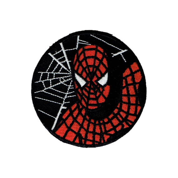"""Patch fusible pattern """"Spiderman"""""""