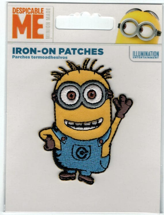 "Patch Thermo trend pattern ""minions"""