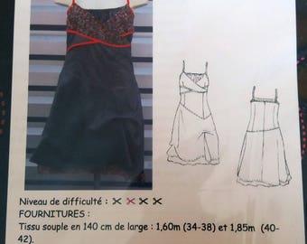 Original dress pattern