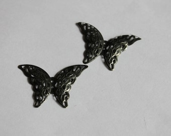 Set of 8 Butterfly print