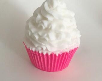 Large Cupcake Soap