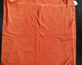 Tangerine orange velvet jersey coupon