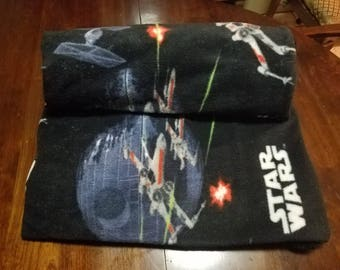 Double Sided Fleece Star Wars Blanket