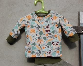 Raglan Shirt - Desired Size-