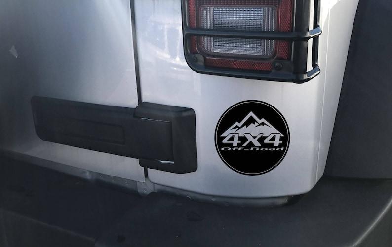 SPORT EDITION Vinyl Decal Truck Pickup Racing 4x4 Sticker Logo Emblem Mat Black