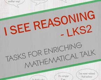 I See Reasoning - LKS2