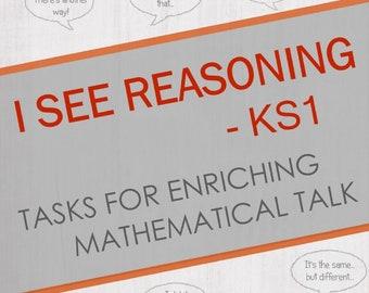 I See Reasoning - KS1