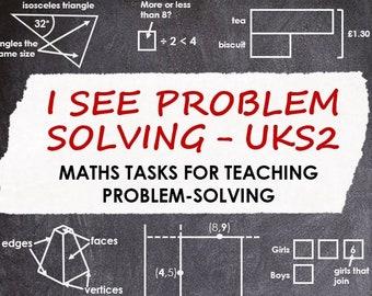 I See Problem-Solving - UKS2