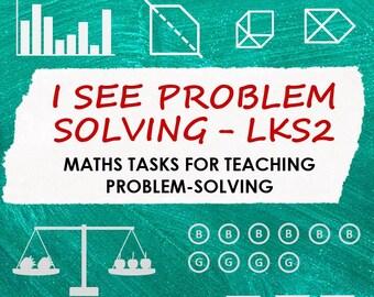 I See Problem-Solving - LKS2