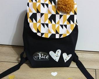 Liberty Wiltshire Bud Backpack for kindergarten custom nursery