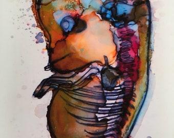 Fetus print