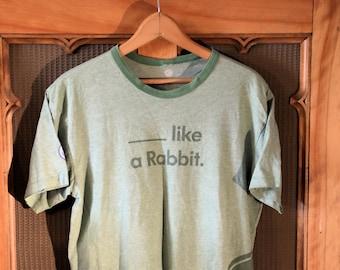 bb3fc668c65b Like A Rabbit BMW T Shirt