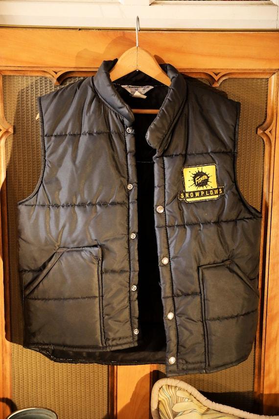 Vintage Fischer Snowplow Vest