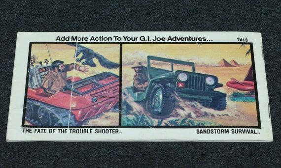 ** 1964-GI JOE CANADA-2018 ** New GI Joe Mini Comic Fate of the Troubleshooter