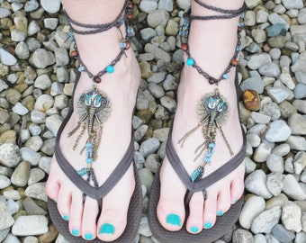 dc65c3342951c Elephant Barefoot Sandals Women s Shoe Size 7 and Up