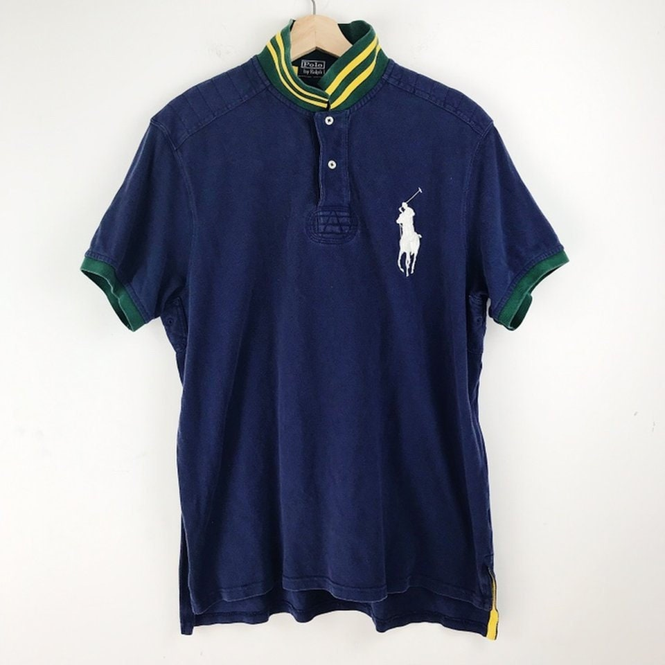 42ae8242 Polo Ralph Lauren Rugby Shirt Big Pony - DREAMWORKS