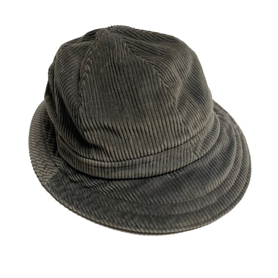 Vintage LIGHTNING BOLT Surfing Corduroy Bucket Hats