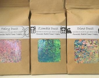 Fairy/Dino/Zombie Dust