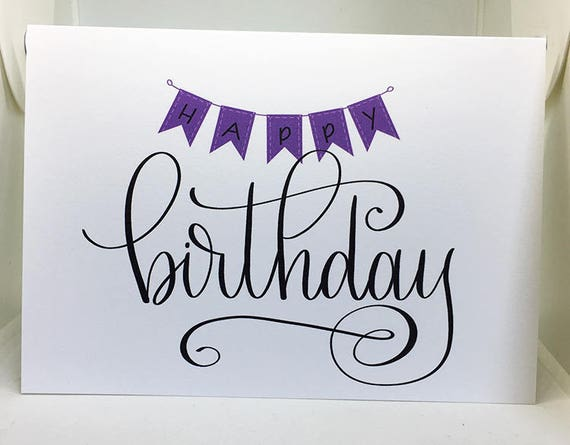 Happy Birthday Card For Girlfriend