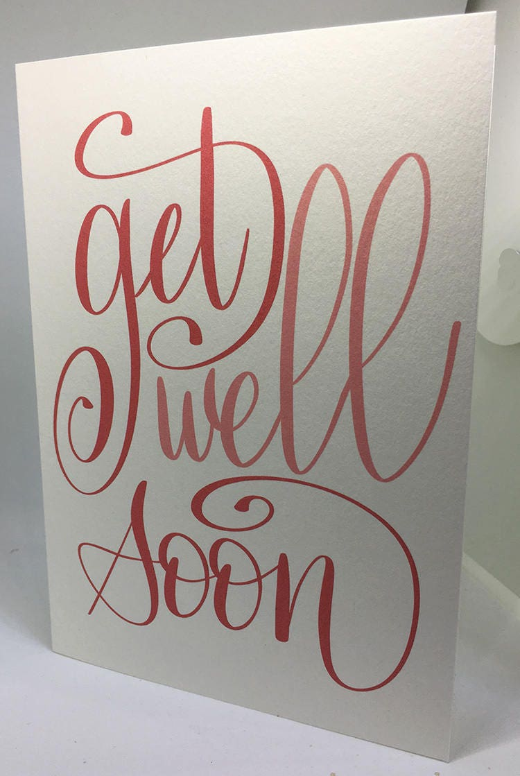 get well card greeting cards get well soon card for boyfriend