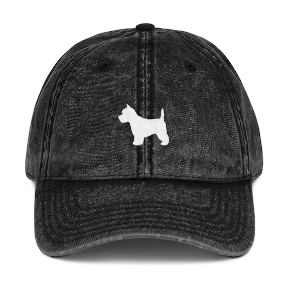 c838f2144fb Westie Hat Dog Beanie Hat Westie Cap West Highland Terrier