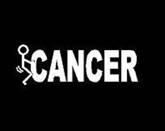 Eff cancer decal