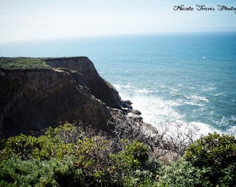 Cliffs of California Downloadable Photograph